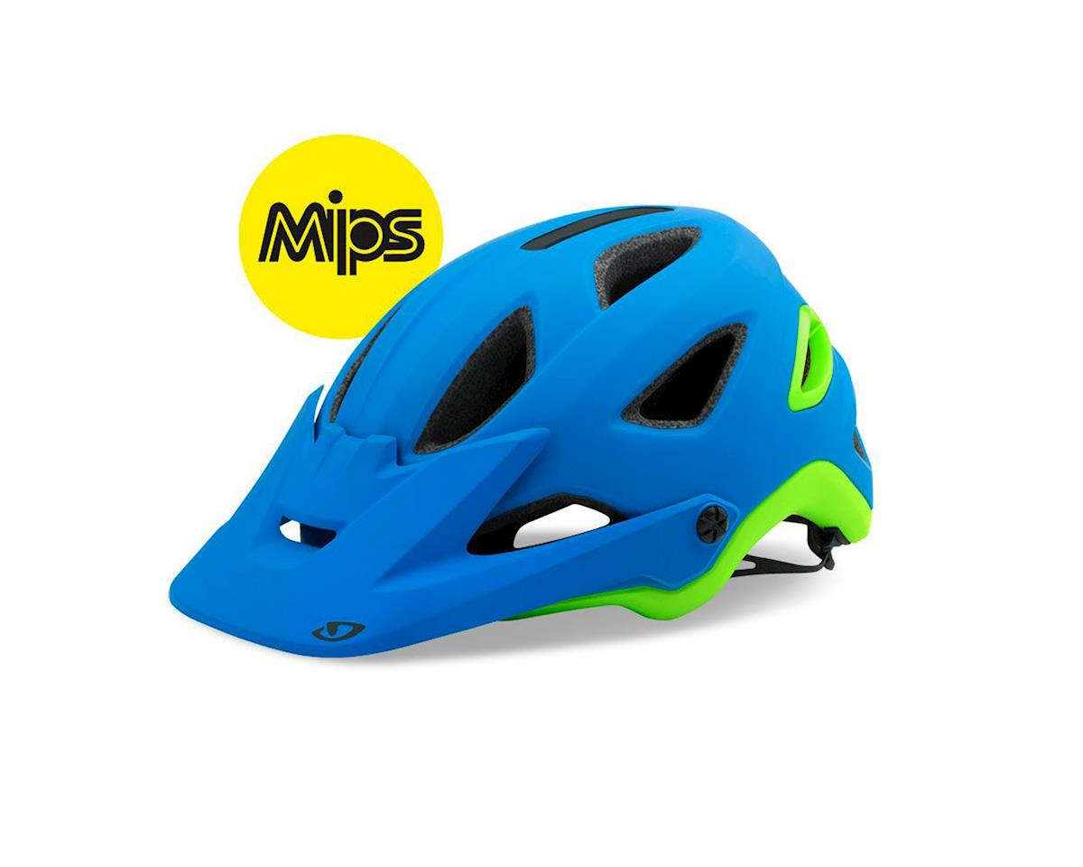 Giro Montaro MIPS Mountain Bike Helmet - 2018 (Lime) (Large)