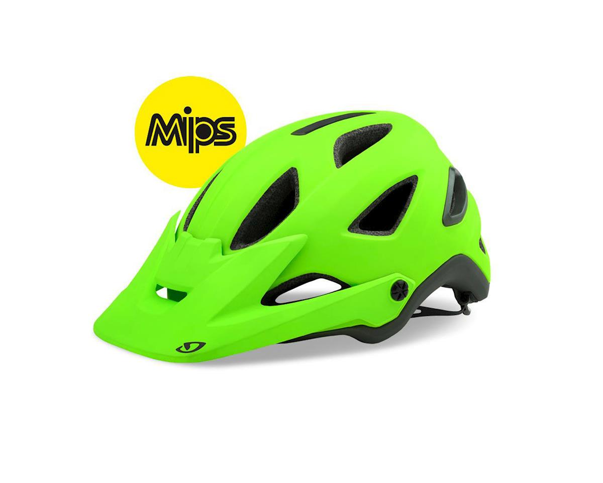 Image 3 for Giro Montaro MIPS Mountain Bike Helmet - 2018 (Lime) (Large)