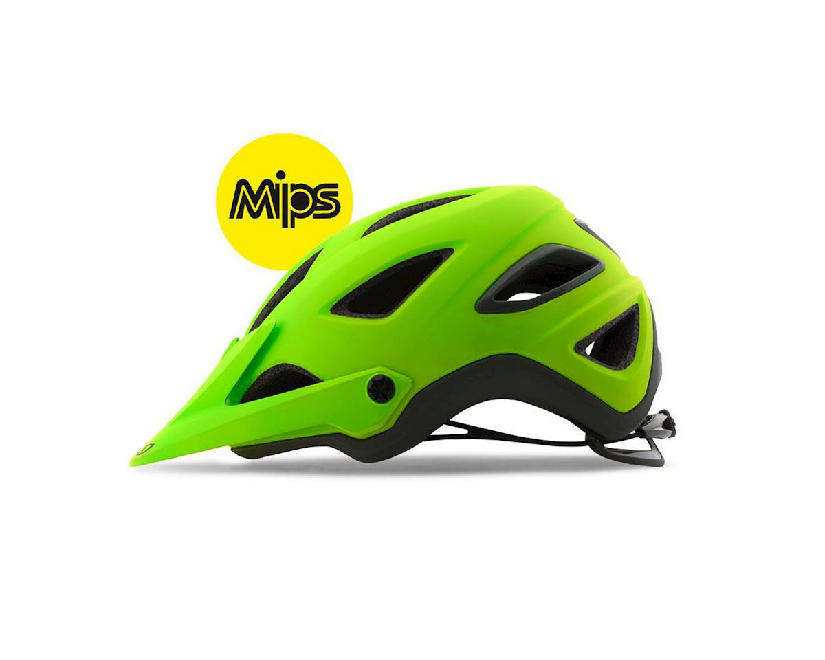 Image 6 for Giro Montaro MIPS Mountain Bike Helmet - 2018 (Lime) (Large)
