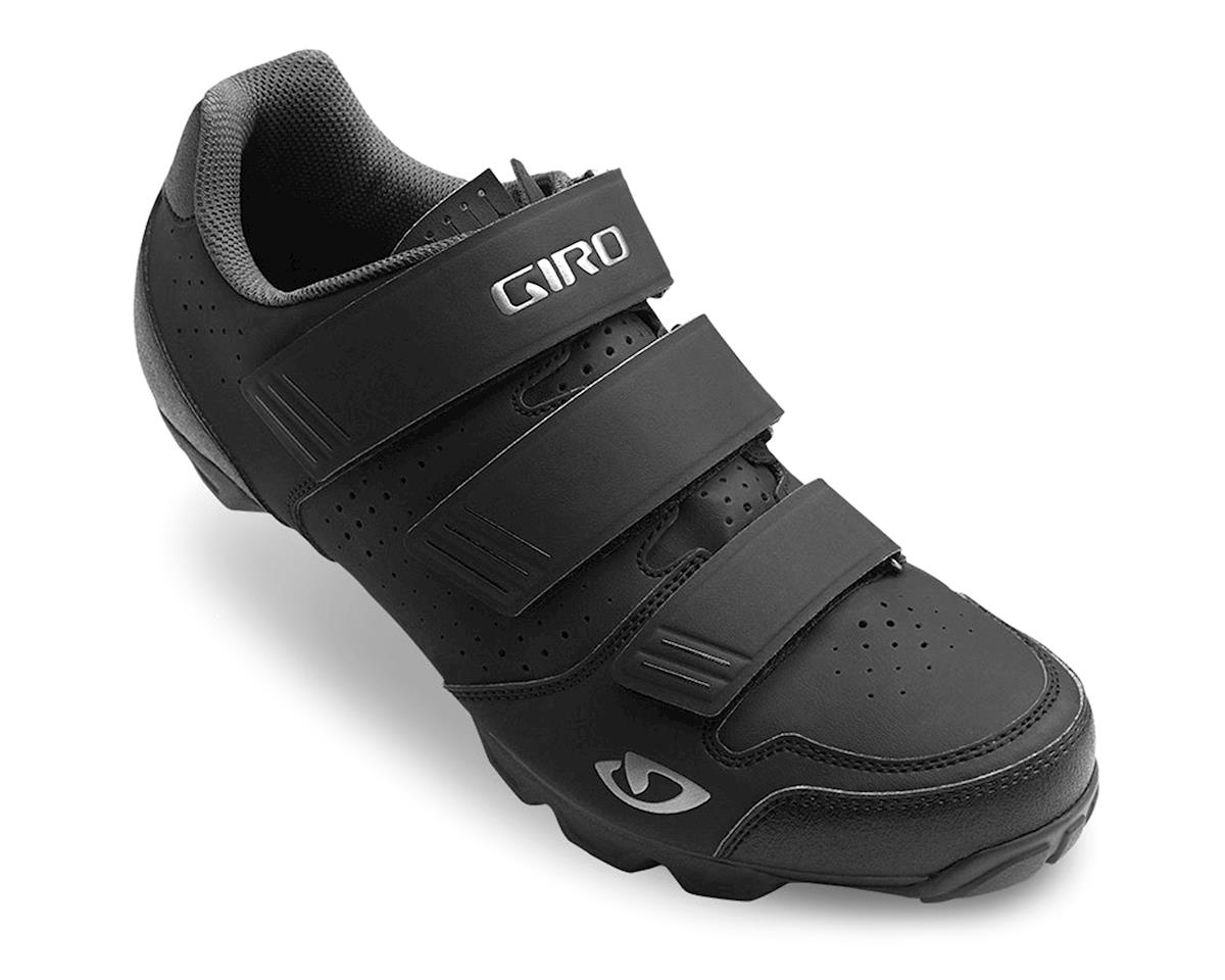 Giro Carbide R MTB Shoes (Black/Charcoal) (43)