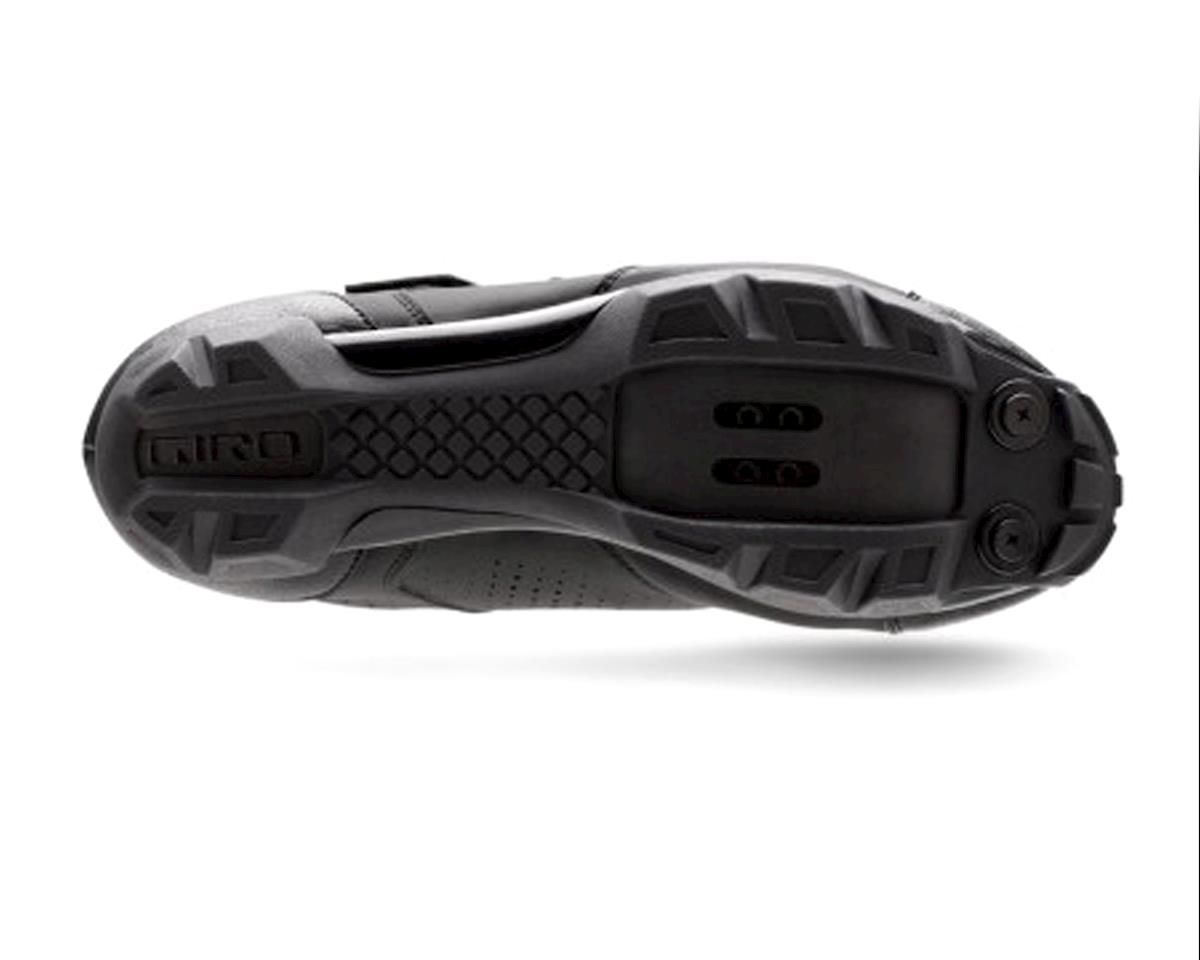 Giro Carbide R MTB Shoes (Black/Charcoal) (45)