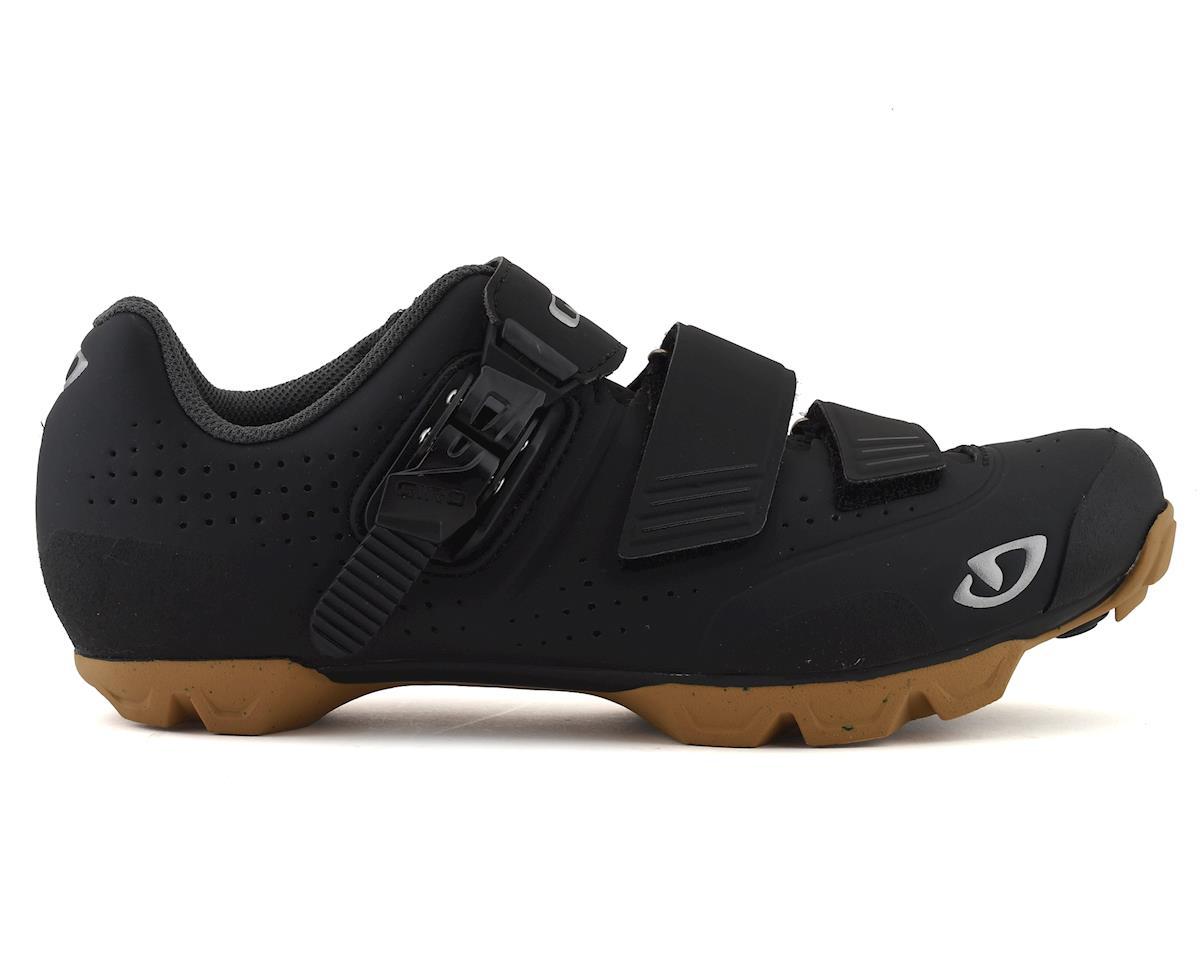 Giro Privateer R Mountain Bike Shoe (Black/Gum) (43)