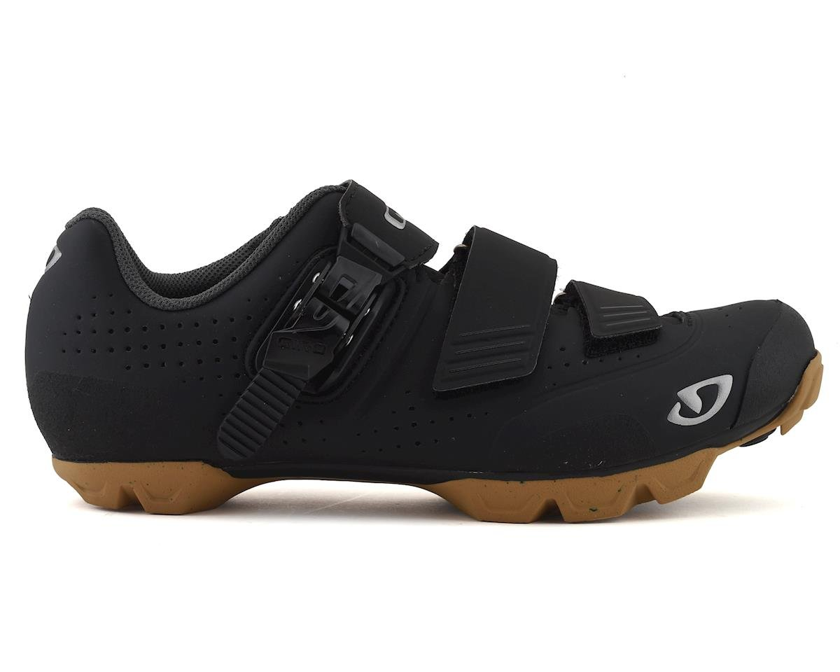 Giro Privateer R MTB/CX Shoes (Black/Gum) (43.5)