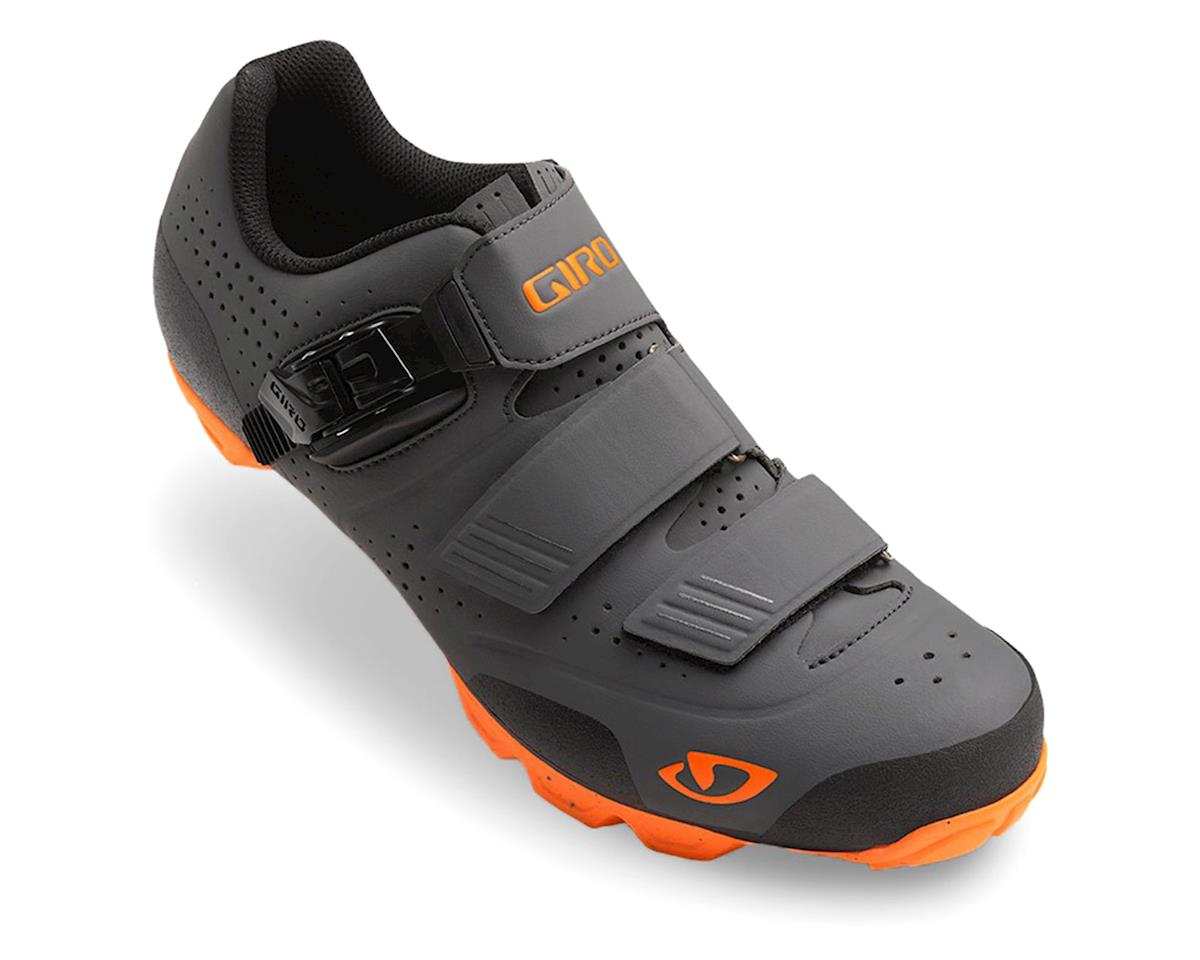 Giro Privateer R MTB Shoes ('16) (Dark Shadow/Flame)