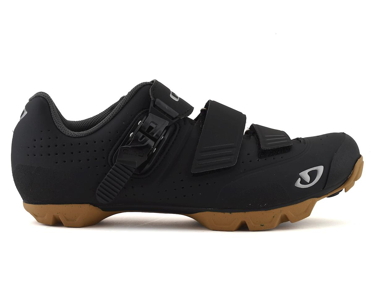 Giro Privateer R MTB/CX Shoes (Black/Gum) (40)