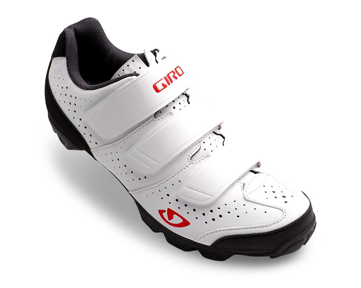 Giro Riela R Women's MTB Shoe (White/Coral) (38)