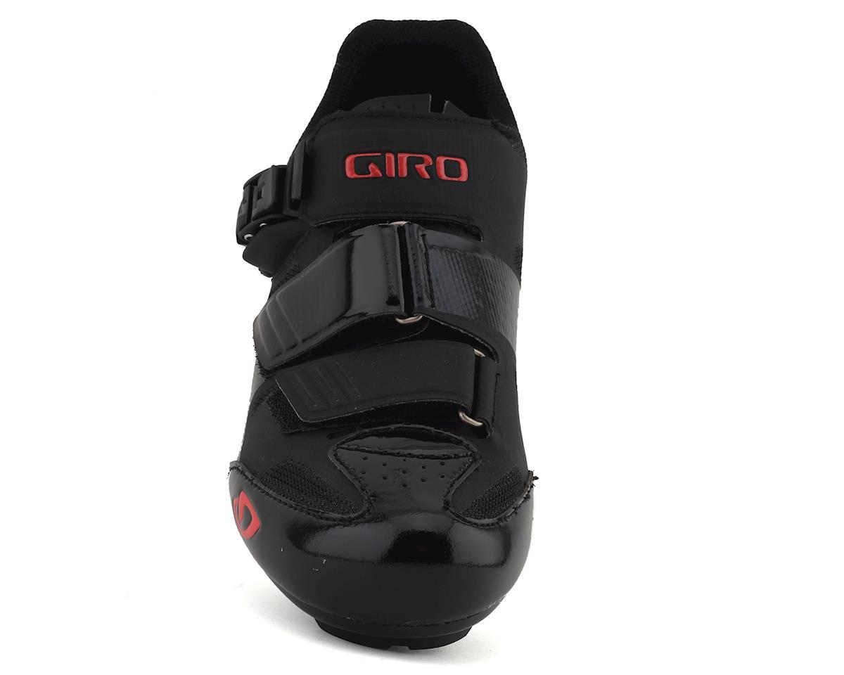 Giro Apeckx II Road Shoes (Black/Bright Red) (41.5)