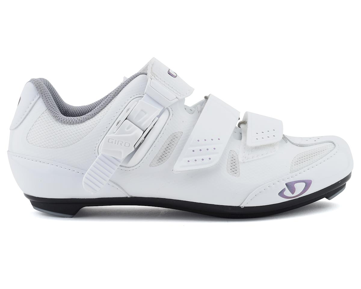 Giro Women's Solara II Road Shoes (White) (41)