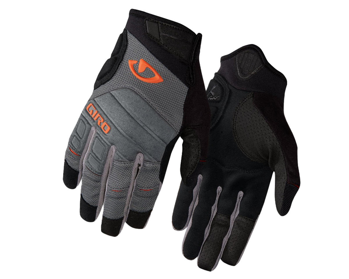 Giro Xen All Mountain Glove ('16) (Titanium/Flame) (S)