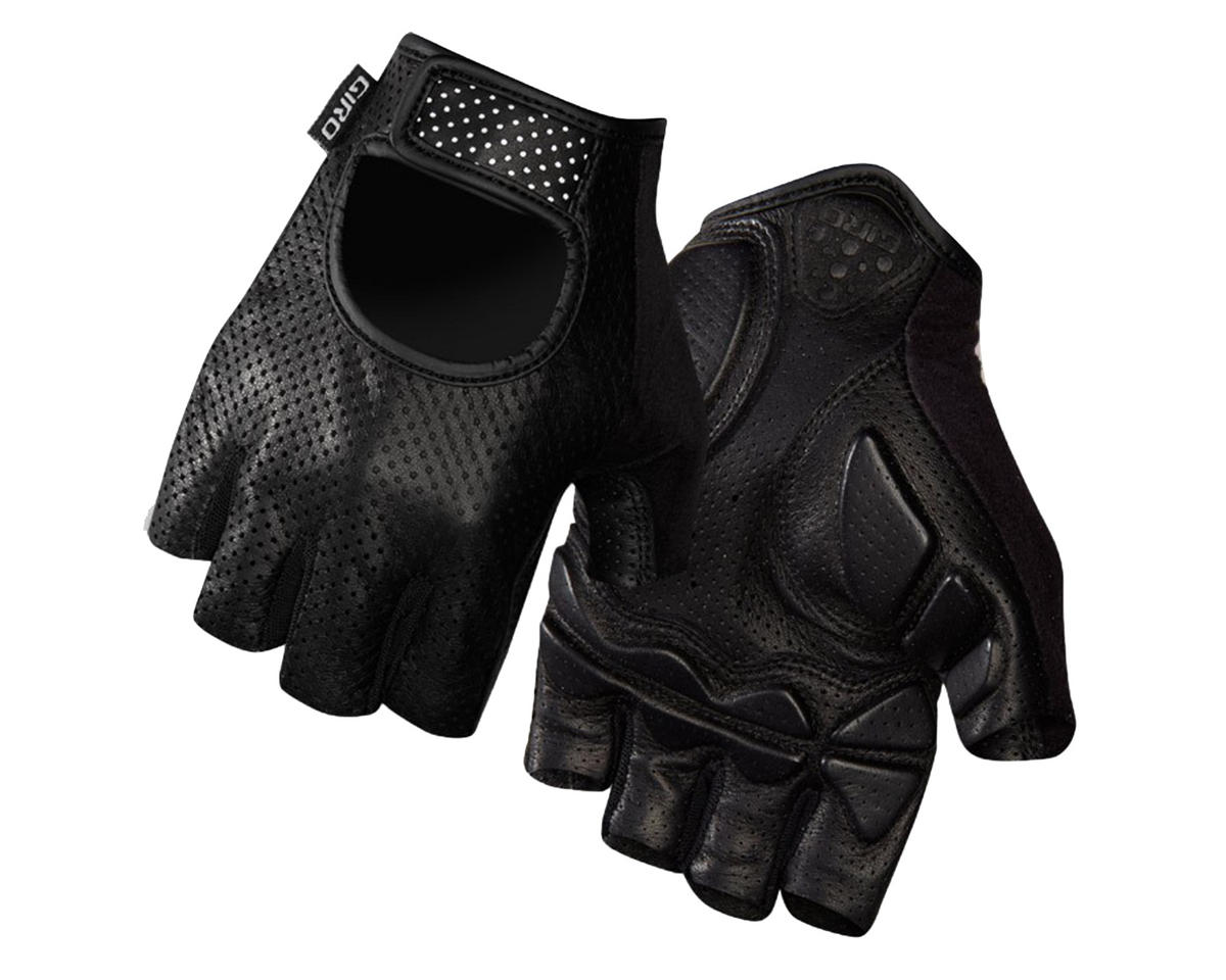 Giro LX Short Finger Bike Gloves (2016) (Black) (S)