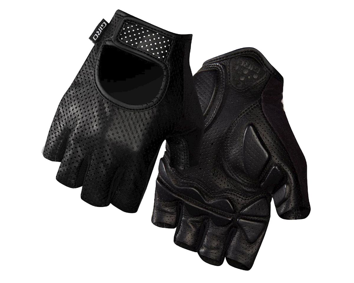 Giro LX Short Finger Bike Gloves (2016) (Black) (L)