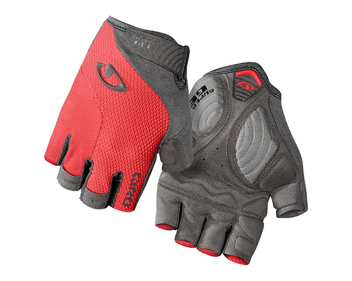 Giro Strada Massa Supergel Women's Bike Gloves (Coral/Titanium) (L)