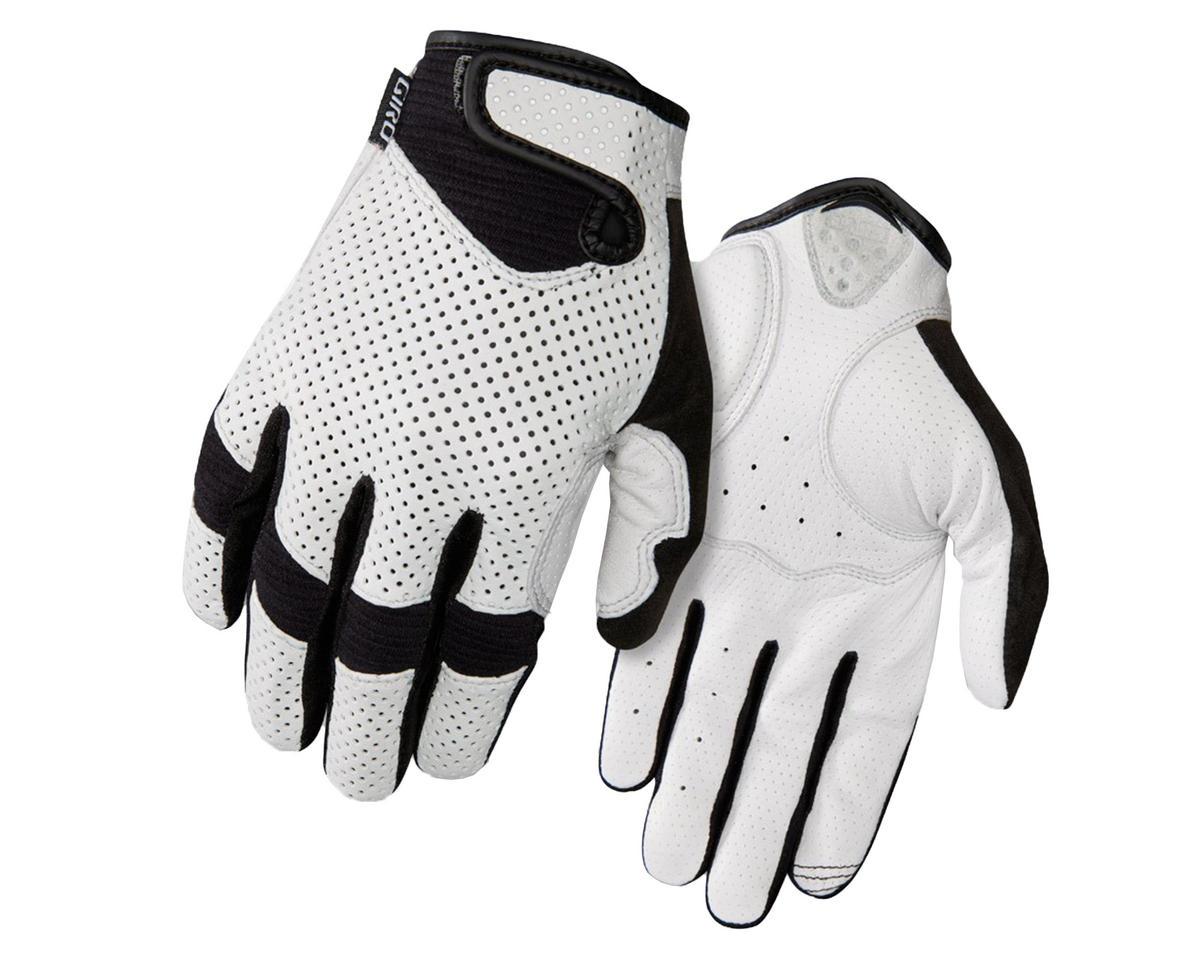 Giro LX Long Finger Glove ('16) (White) (S)