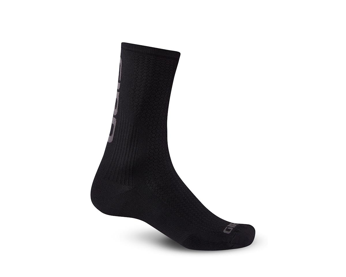 Giro HRc Team Socks (Black/Dark Shadow)