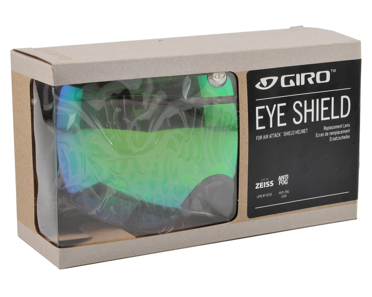 Giro Air Attack Eye Shield (Green)