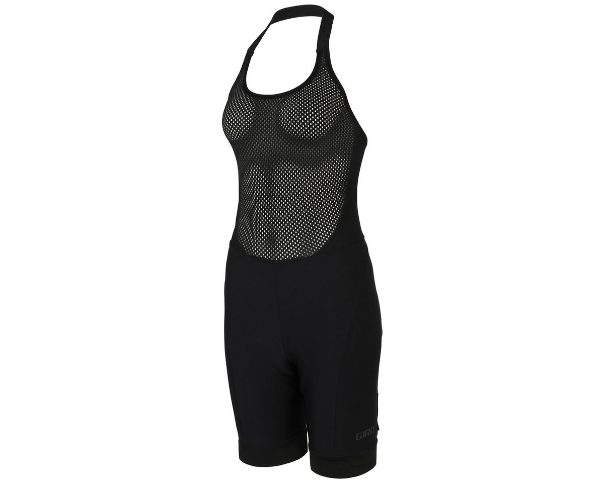 Giro Women's Chrono Expert Halter Bib Shorts (Black) (S)
