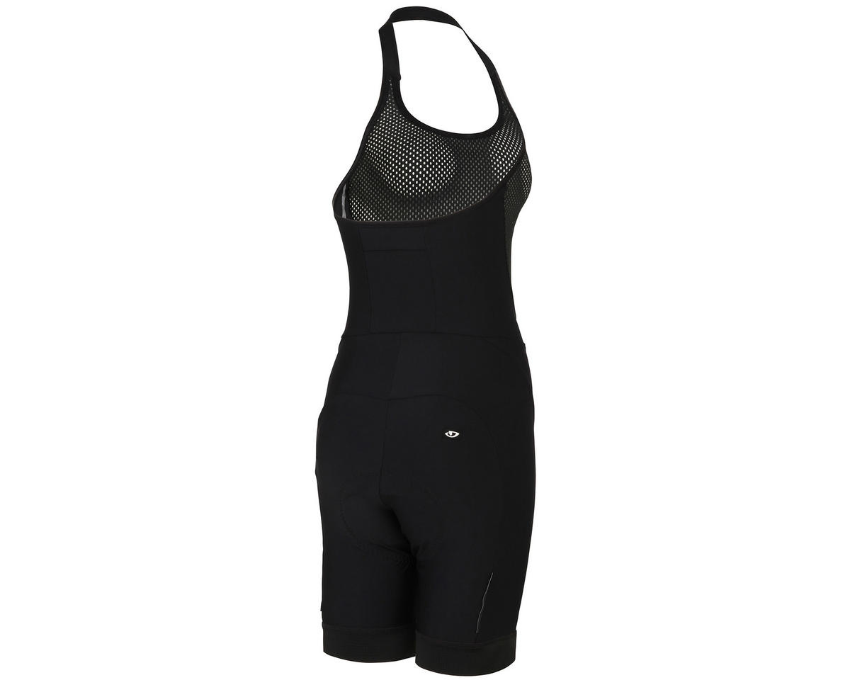 Giro Women's Chrono Expert Halter Bib Shorts (Black) (M)