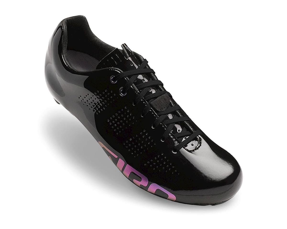 Giro Empire Women ACC Lace Up Road Shoe (Black) (40)