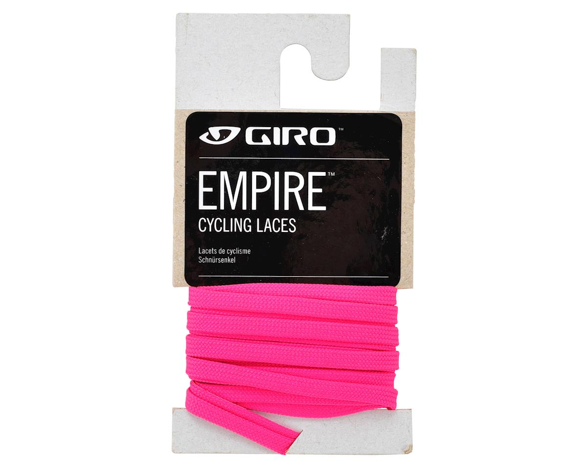 Giro Empire Laces (Coral Pink)