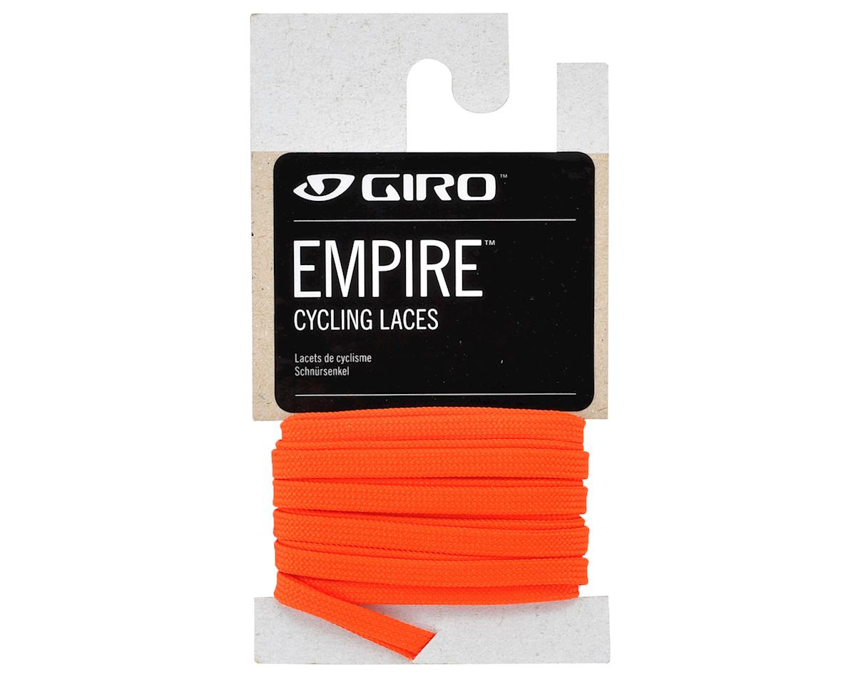 """Giro Empire Laces (Glowing Red) (52""""/132cm)"""