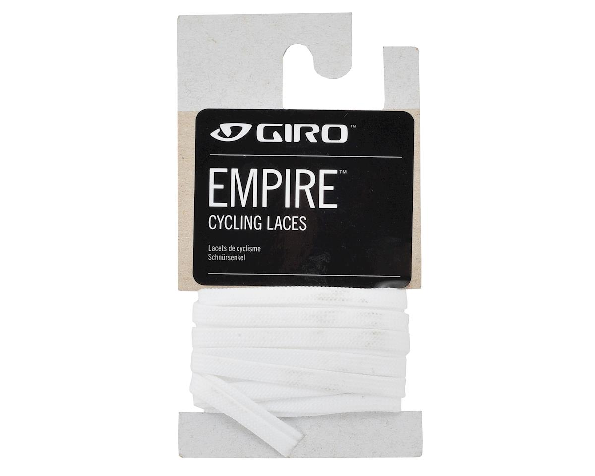 "Giro Empire Laces (White) (52""/132cm)"