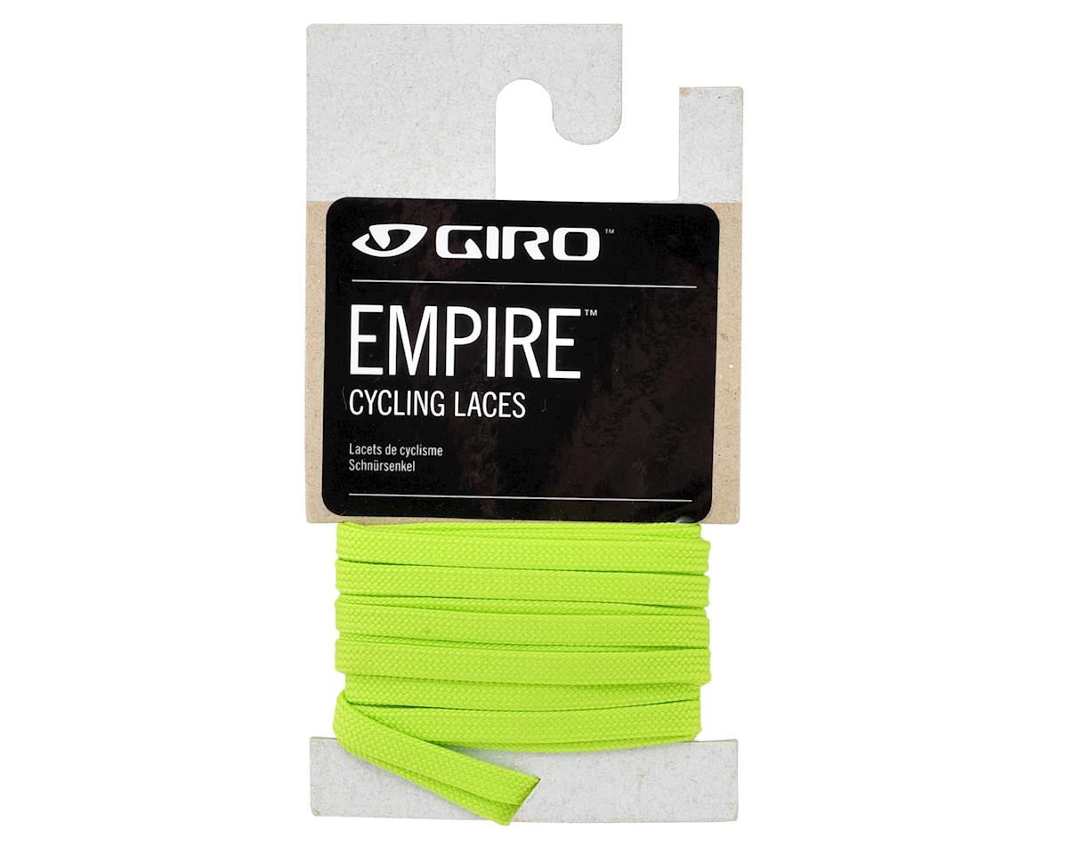 "Giro Empire Laces (Puke Green) (52""/132cm)"