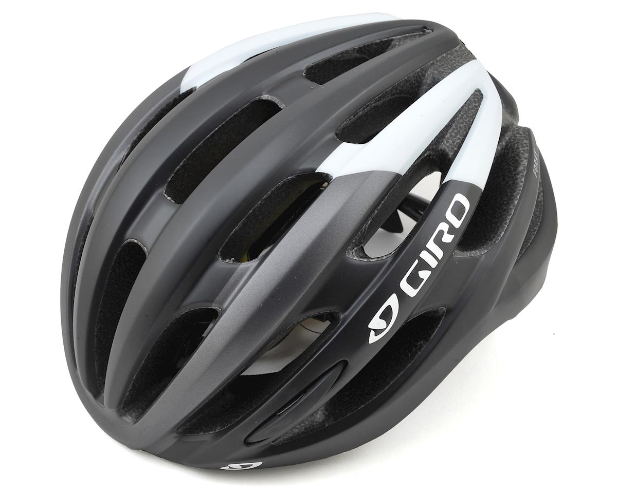 Giro Foray MIPS Road Helmet (Black/White) (L)