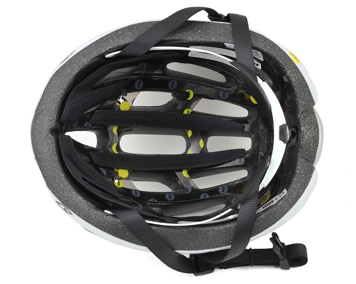 Giro Foray MIPS Road Helmet (Matte White/Silver) (L)