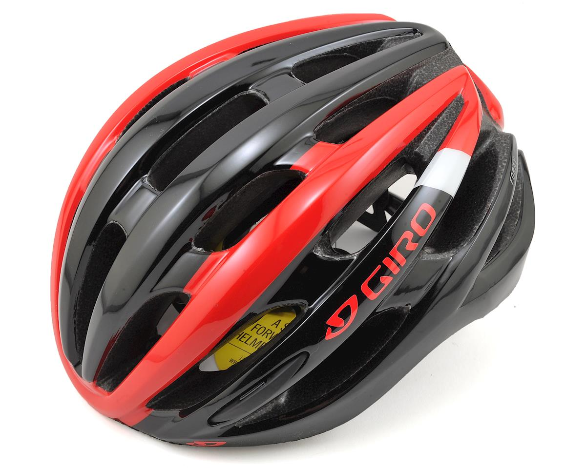 Giro Foray MIPS Road Helmet (Red/Black) (M)