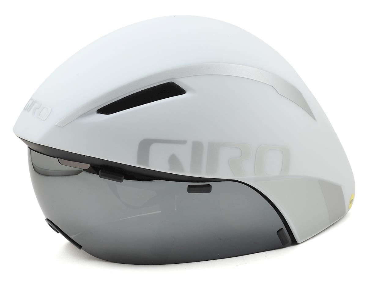 Giro Aerohead MIPS Aero Racing Helmet (White/Silver)