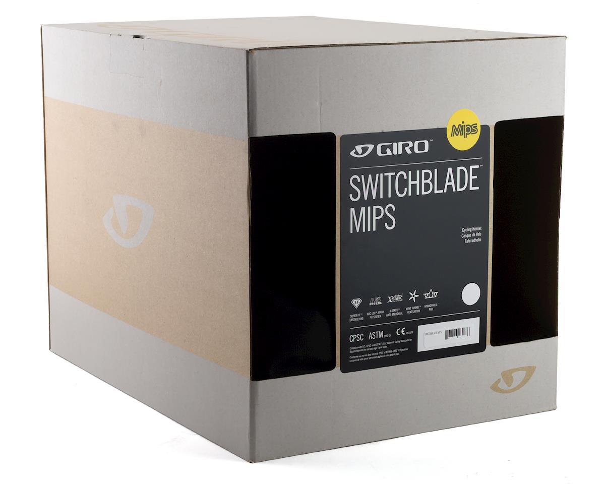 Giro Switchblade MIPS Full Face/Half Shell Helmet (Matte/Gloss Black) (M)