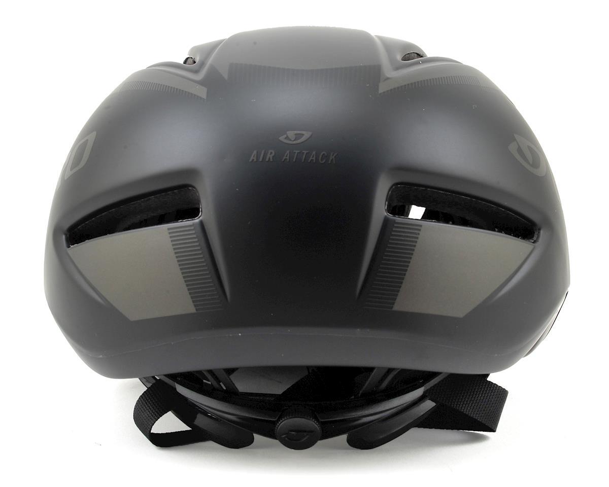 giro air attack shield aero road track helmet matte black. Black Bedroom Furniture Sets. Home Design Ideas