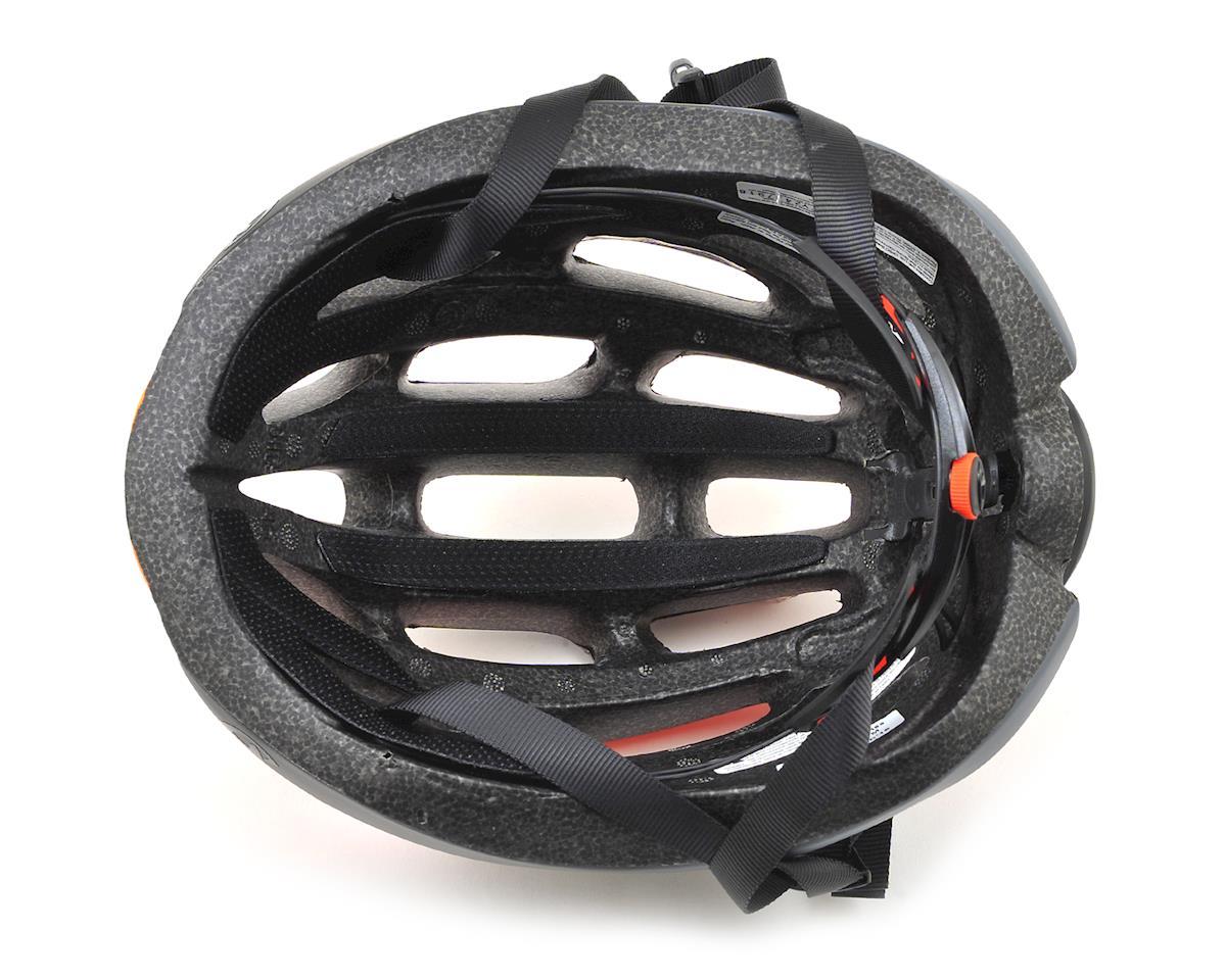 Giro Foray Road Helmet (Matte Black/Vermillion Fade)