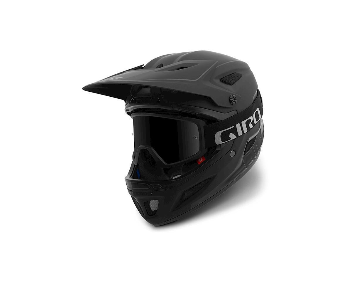 Giro Disciple MIPS Full-Face Mountain Helmet (Matte Black /Gloss Black)