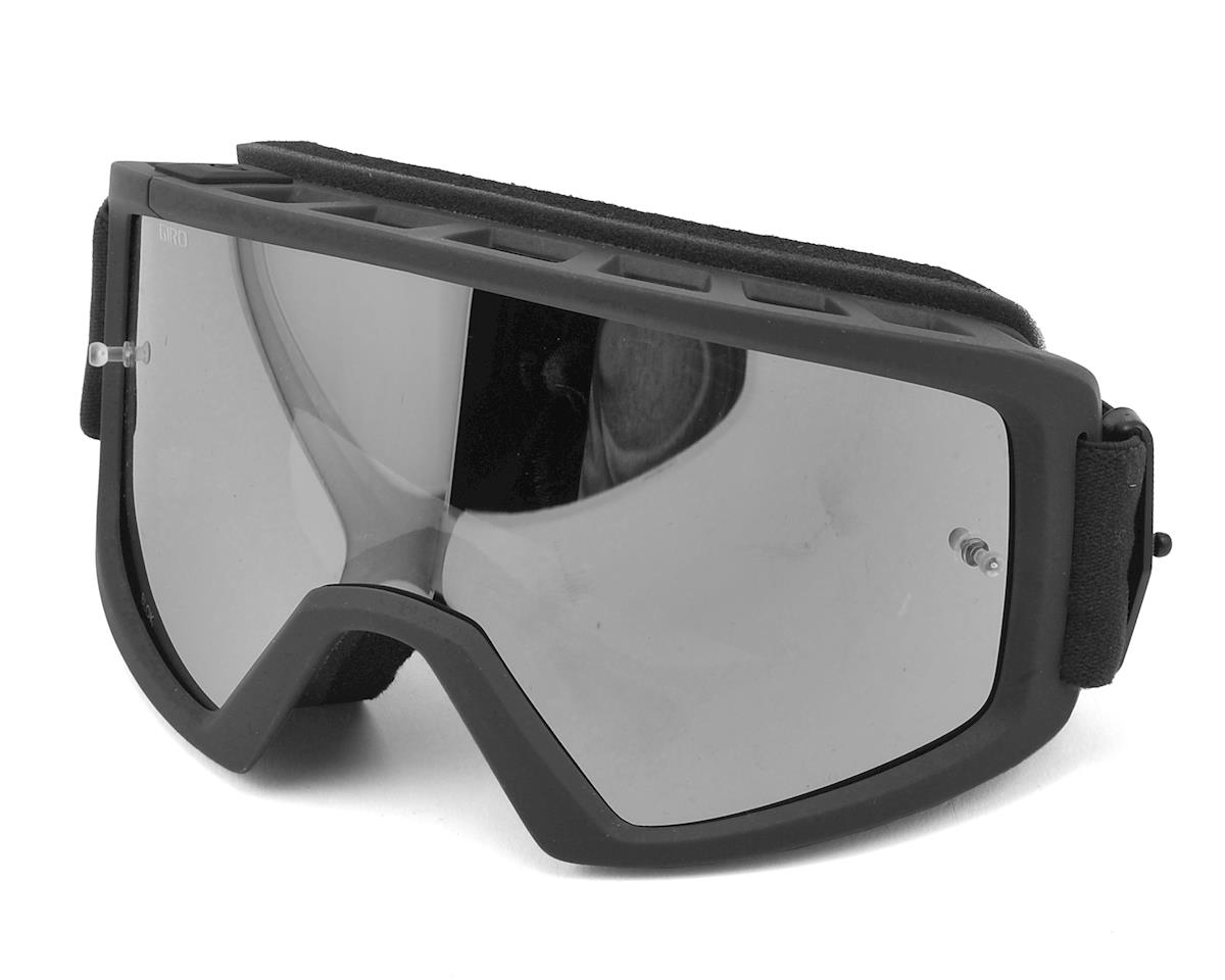 Giro Blok MTB Goggles (Matte Black) (Grey/Silver)