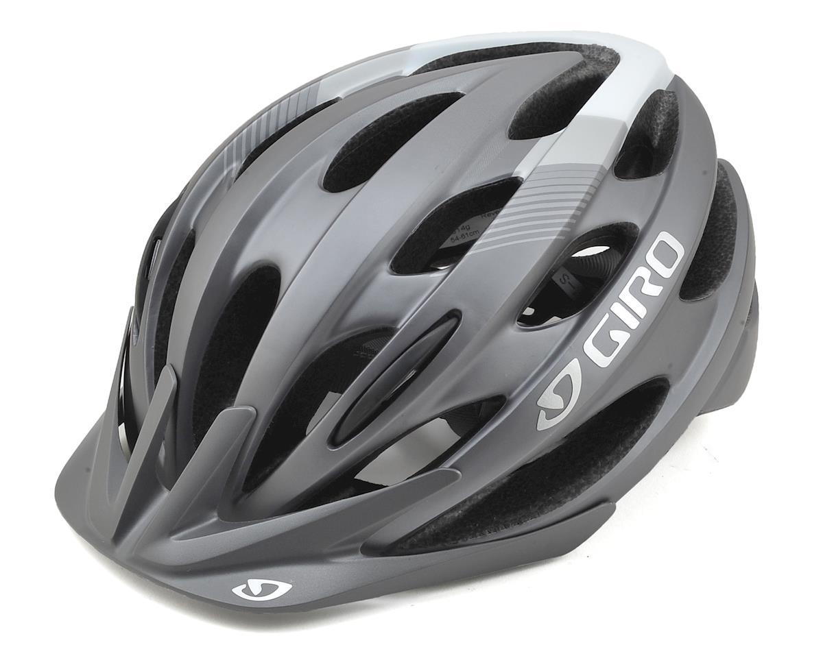Giro Revel Bike Helmet (Matte Titanium/White)