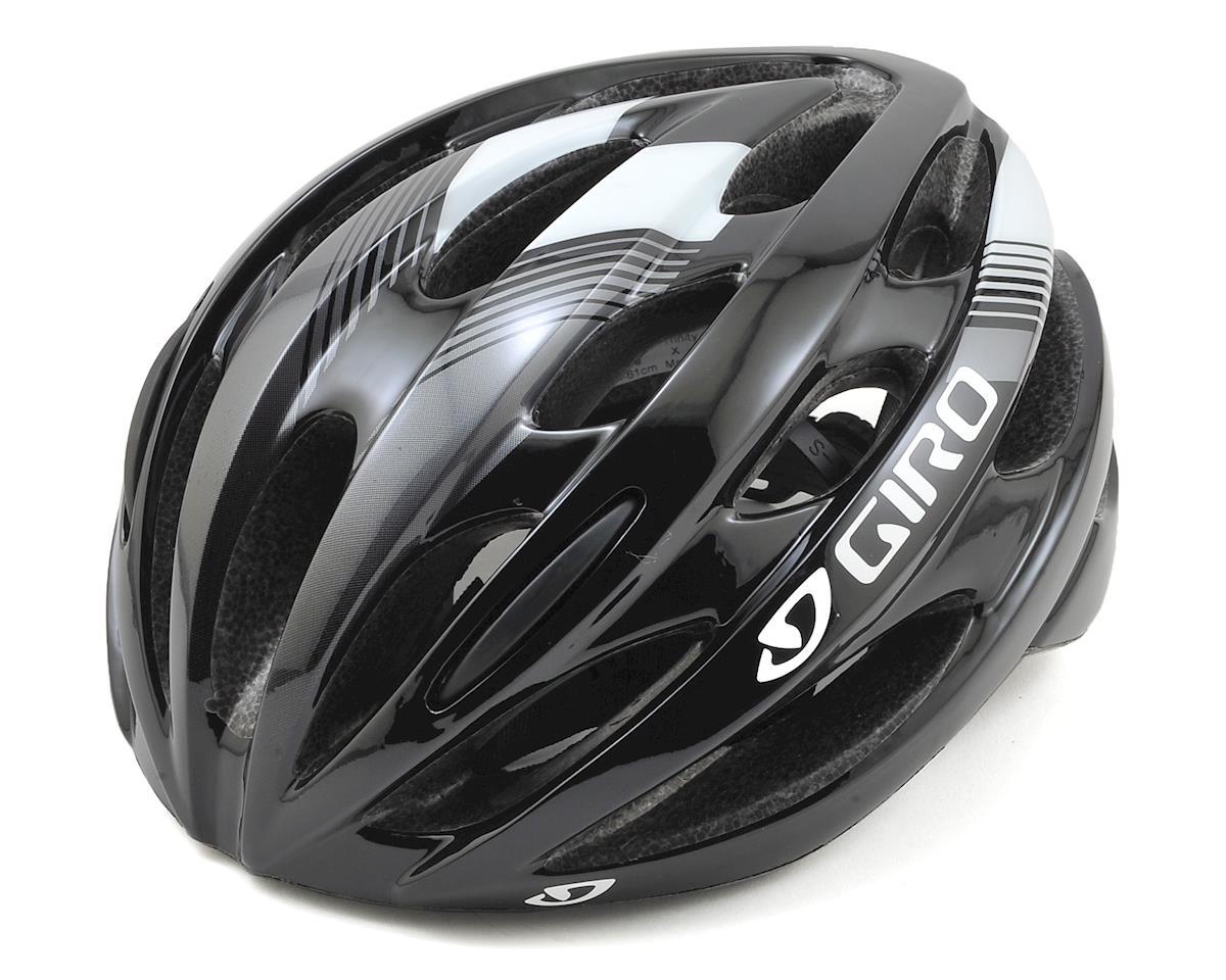 Giro Trinity Road Bike Helmet (Black/White)