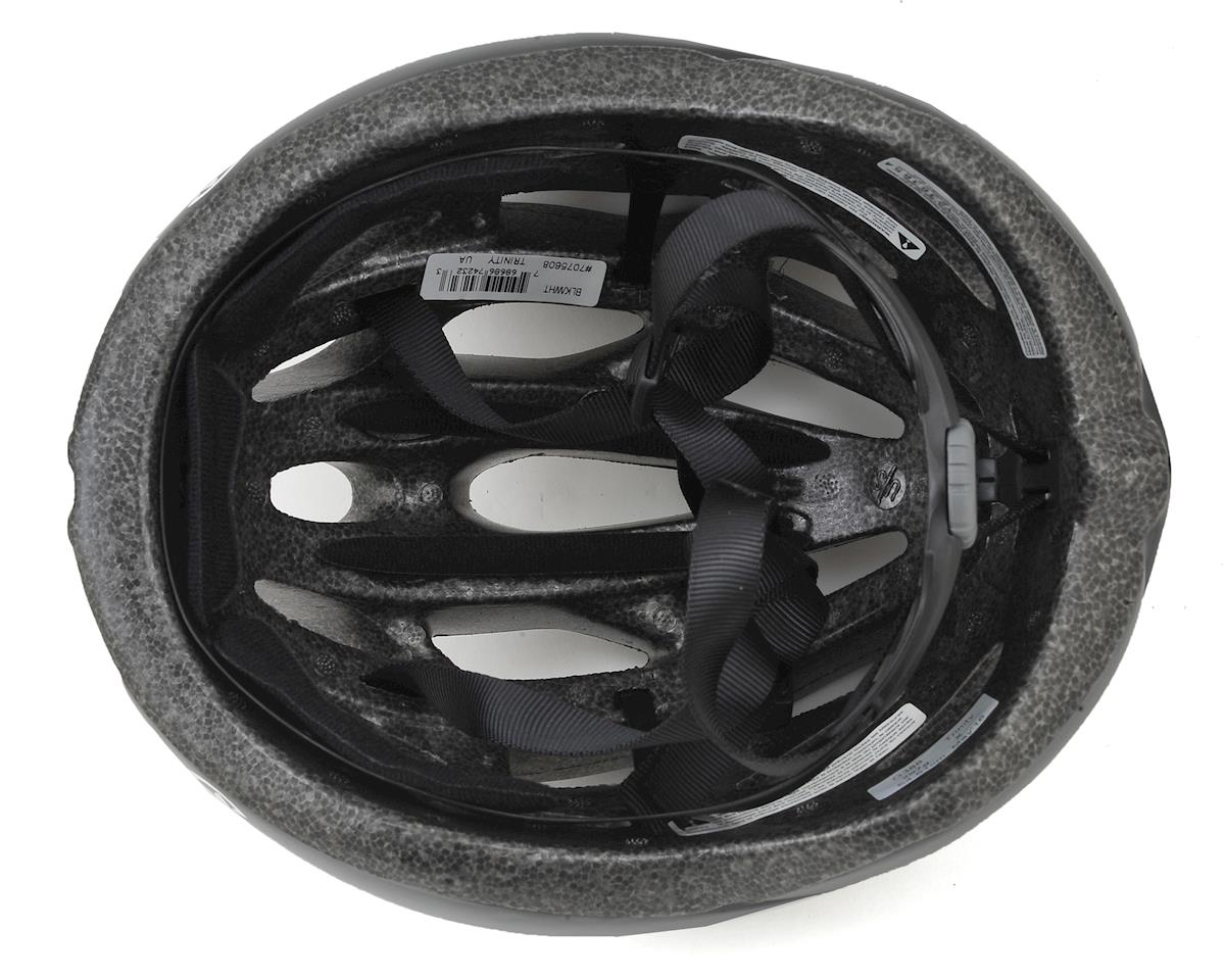 Giro Trinity Road Bike Helmet (Black/White) (Universal Adult)