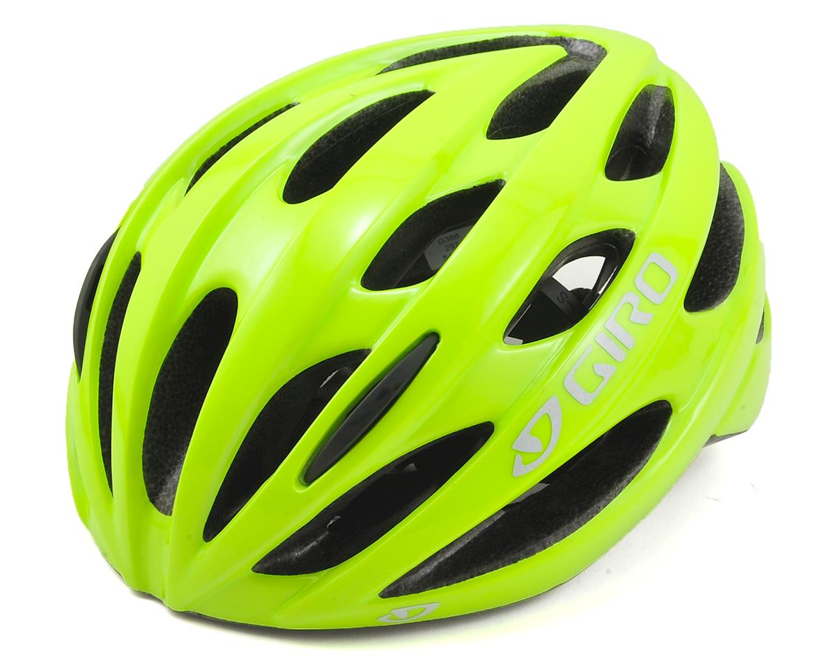 Giro Trinity Road Bike Helmet  (Highlight Yellow)