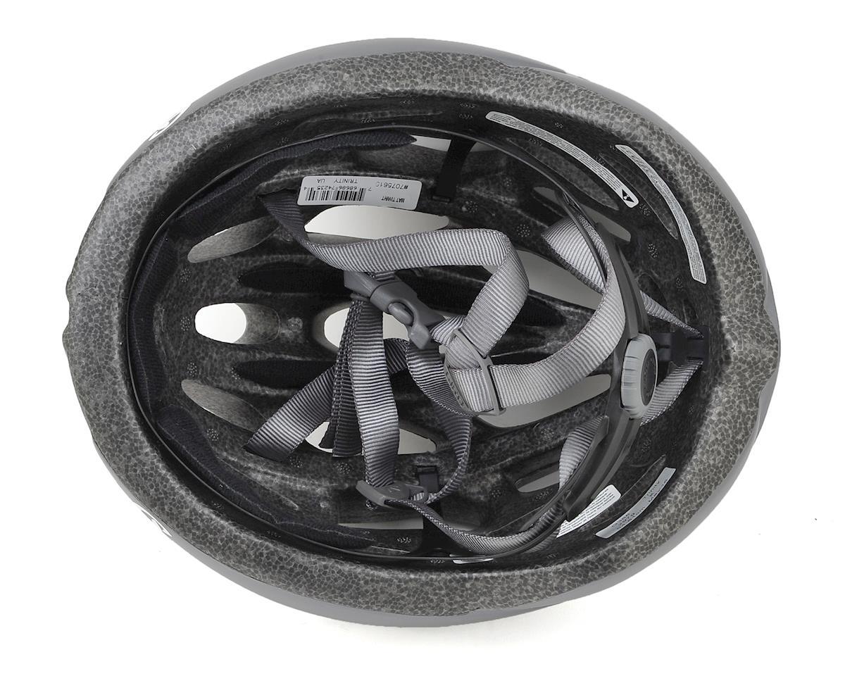 Giro Trinity Road Bike Helmet (Matte Titanium/White) (Universal Adult)