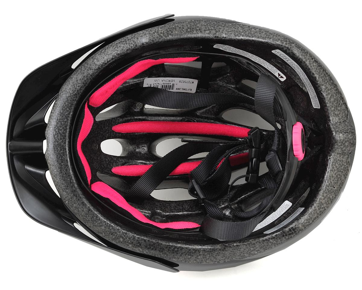 Giro Verona Women's Bike Helmet (Black Tonal Lines) (Universal Women's)