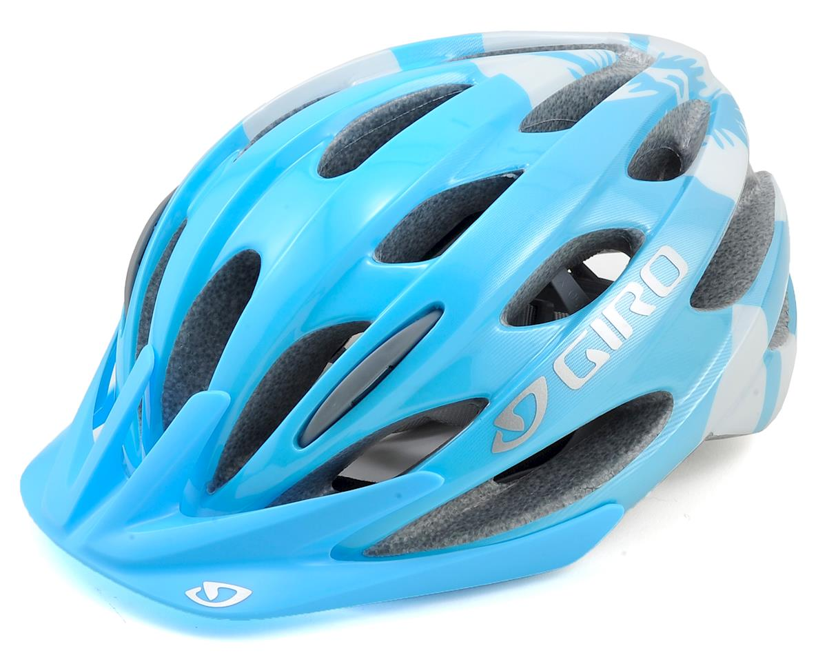 Giro Verona Women's Bike Helmet (Ice Blue Flowers)
