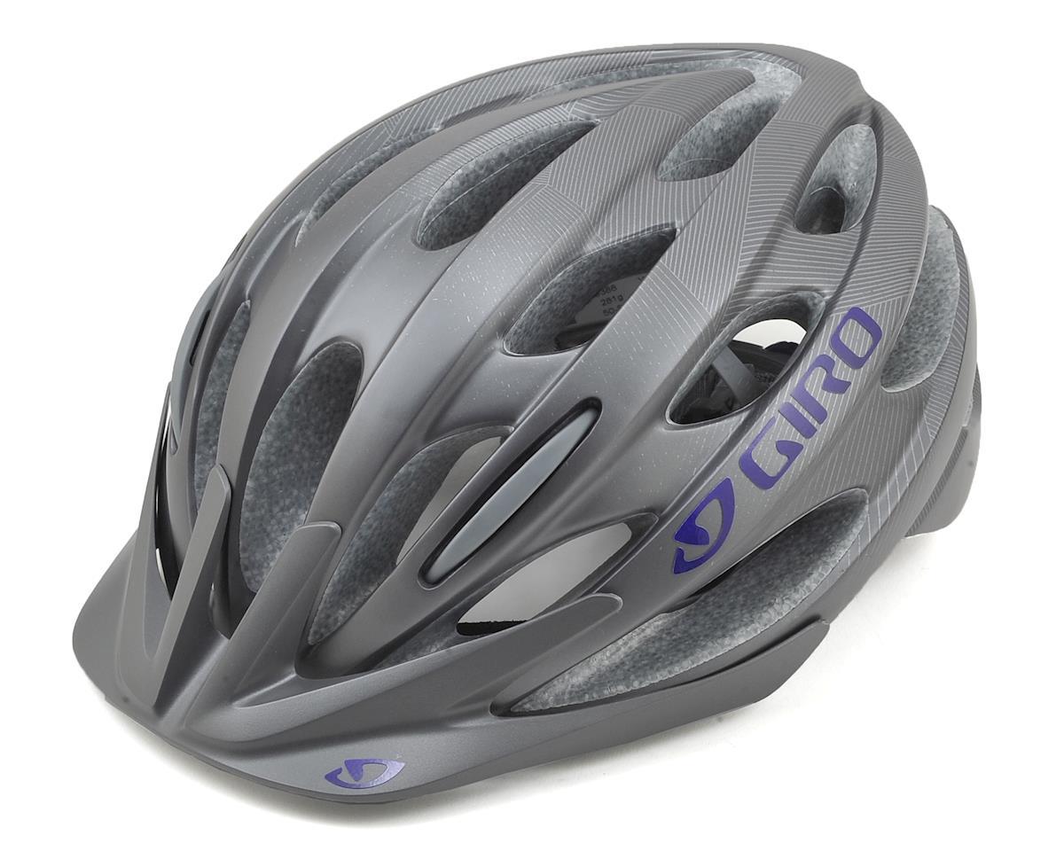 Giro Verona Women's Bike Helmet (Matte Titanium/Tonal Lines)