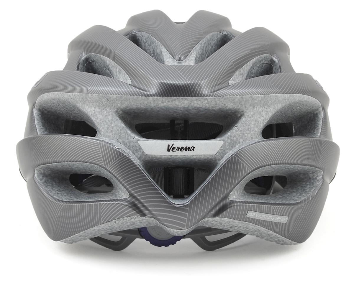 Giro Verona Women's Bike Helmet (Matte Titanium/Tonal Lines) (Universal Women's)