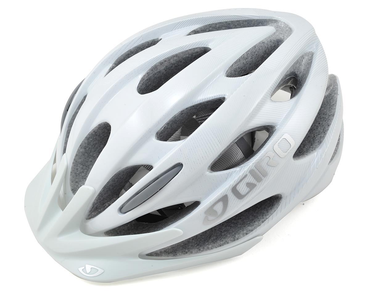 Giro Verona Women's Bike Helmet (White Tonal Lines) (Universal Women's)