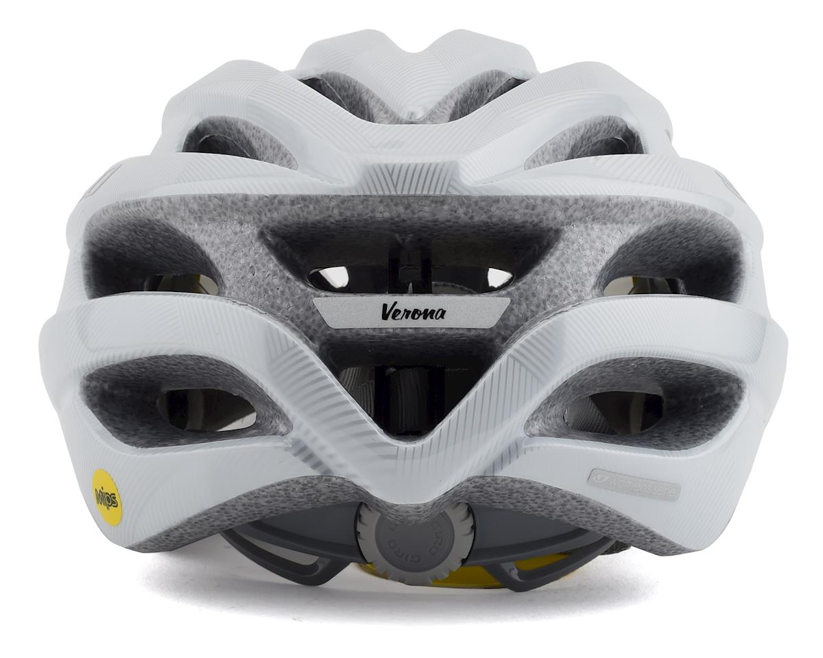 Giro Verona MIPS Women's Helmet (White Tonal Lines) (Universal Size)