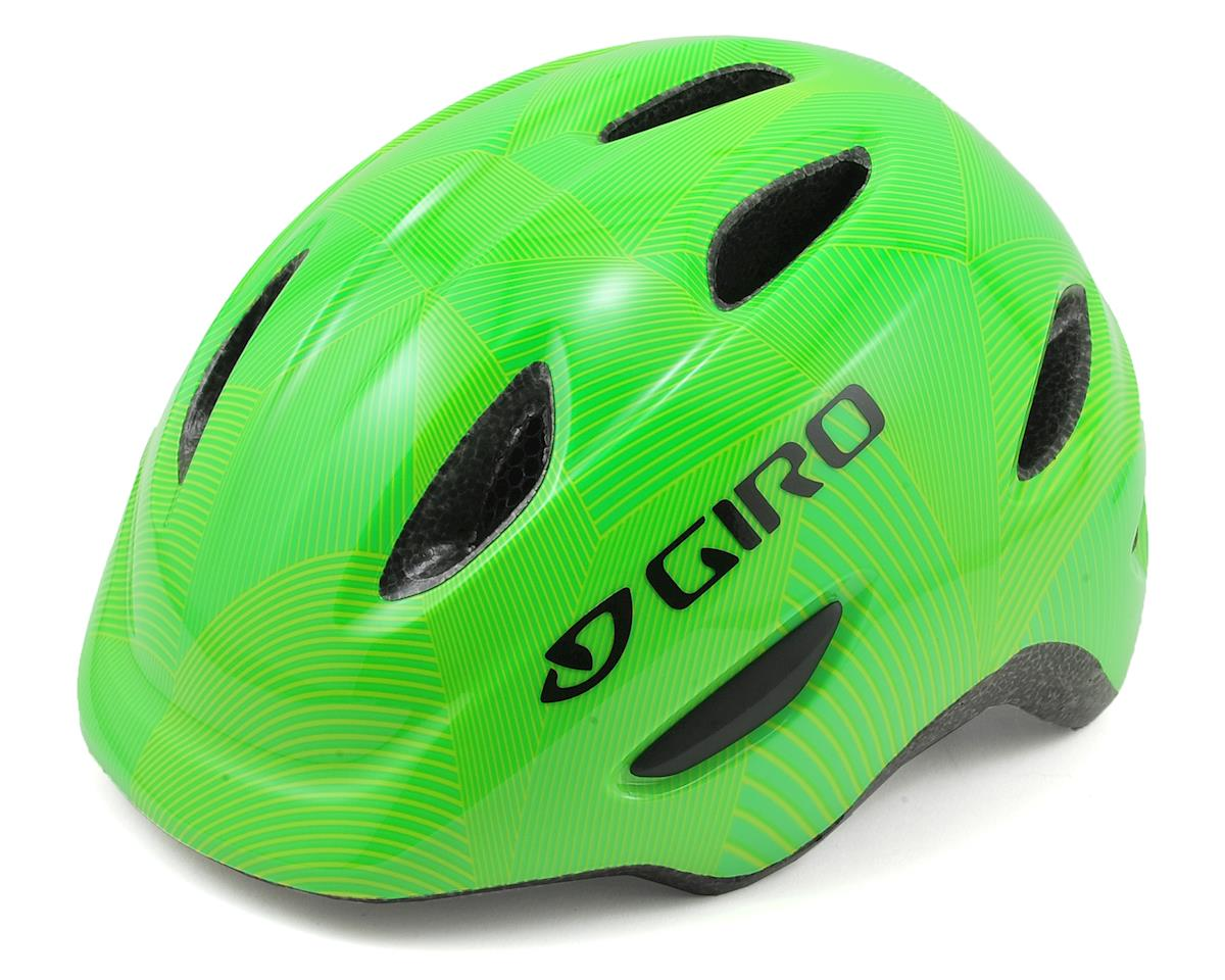 Giro Kids's Scamp Bike Helmet (Green/Lime) (XS)