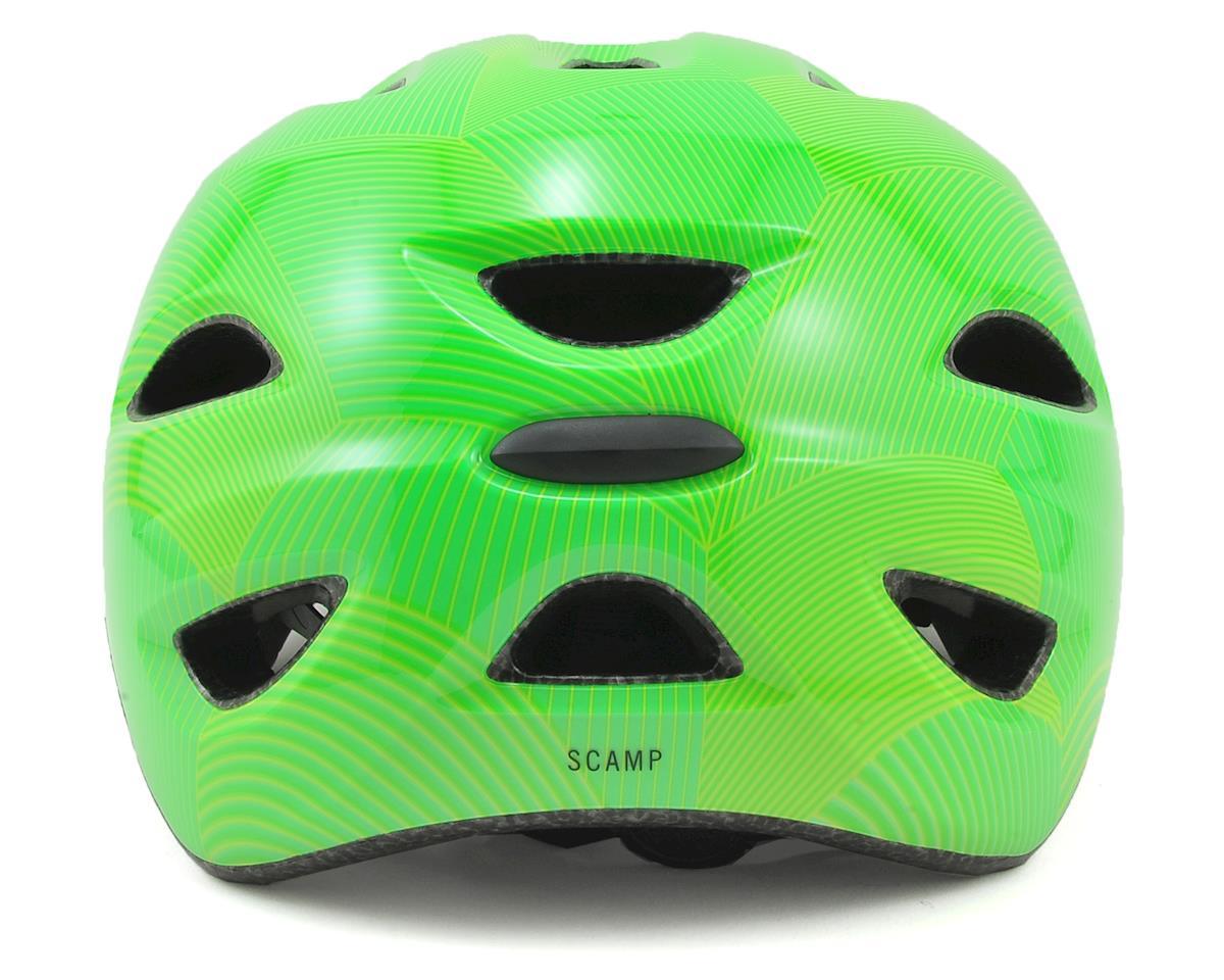 Giro Kids's Scamp Bike Helmet (Green/Lime) (XS)