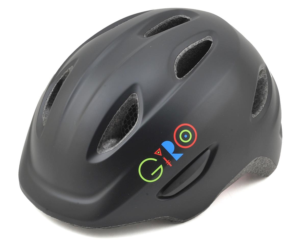 Giro Scamp Kid's Bike Helmet (Matte Black Multi)