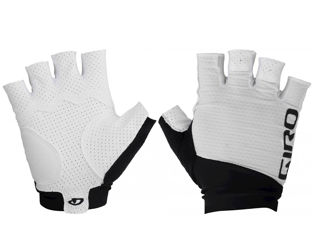 Giro Zero CS Gloves (White) (M)